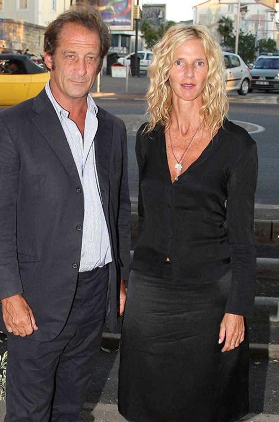 Sandrine Kiberlain et son mari Vincent Lindon