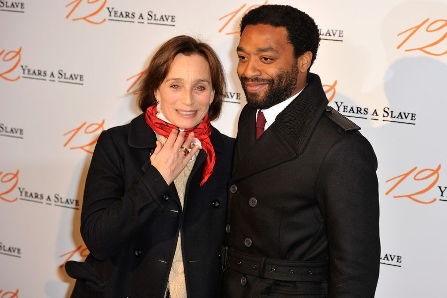 Chiwetel Ejiofor et Kristin Scott Thomas