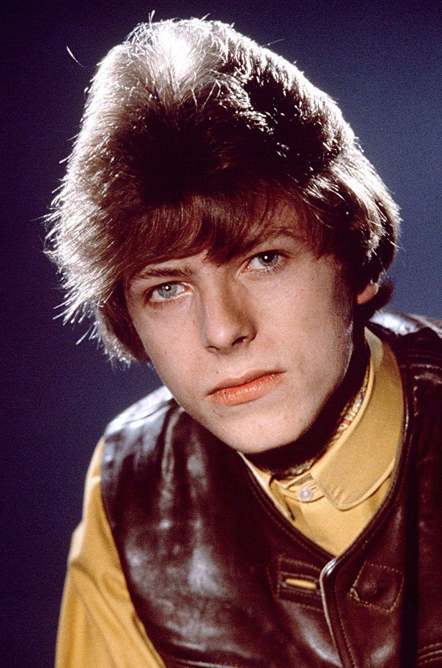 David Bowie en 1964.