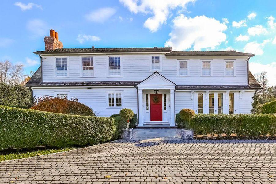 La nouvelle maison de Anne Hathaway dans le Connecticut