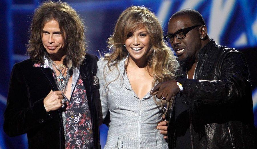 Steven Tyler, Jennifer Lopez et Randy Jackson sont les nouveaux jurés de la dixième édition de l'émission de télévision American Idol.