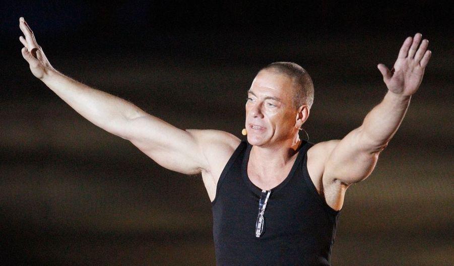 L'acteur belge Jean-Claude Van Damme est actuellement en Suisse pour un combat d'art martial contre son ancien adversaire du film Bloodsport.