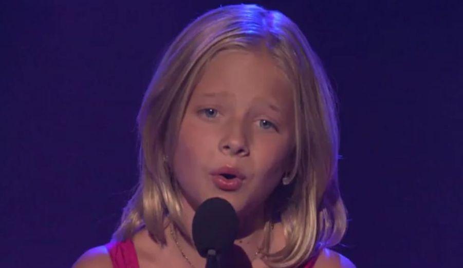La prestation de la petite cantatrice précoce sur le plateau d'«America's got talent» a fait fureur aux Etats-Unis et même au-delà. Elle est déjà la nouvelle star de l'année dans le coeur des Américains.