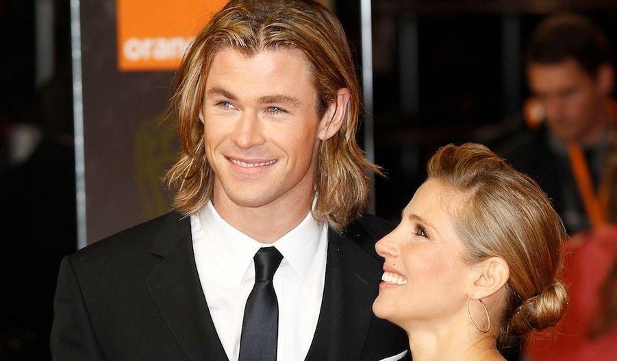 Les acteursChris Hemsworth et Elsa Pataky sont les heureux parents, depuis vendredi, d'une petite fille prénommée India.