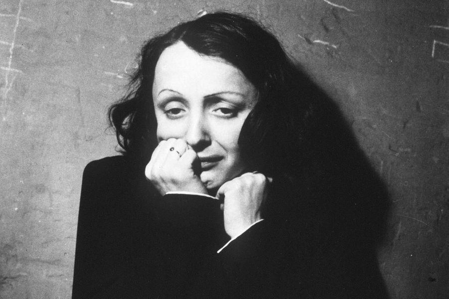 Edith Piaf en 1940