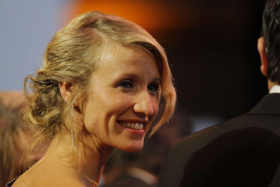 Alexandra Lamy en 2012.