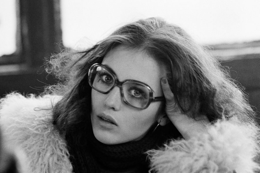 """Isabelle Adjani dans le film """"Le Locataire"""" en 1974."""
