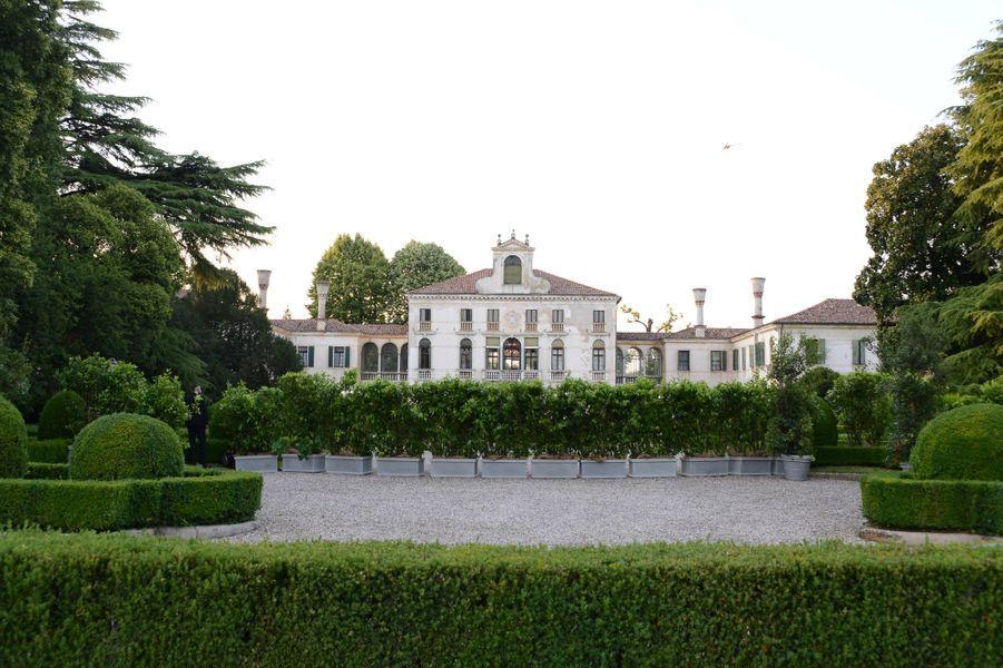 La Villa Tiepolo Passi, lieu du mariage