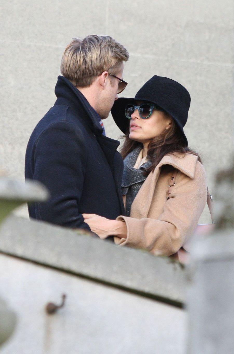Ryan Gosling et Eva Mendes se sont mariés