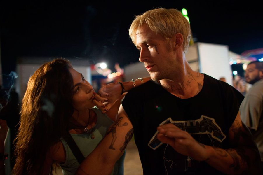 """Ryan Gosling et Eva Mendes se sont rencontrés sur le tournage du film """"The Place Beyond The Pines"""""""