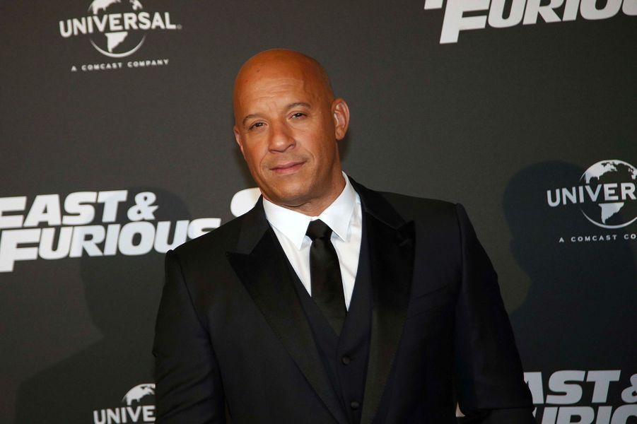 1. Vin Diesel – 1,6 milliard de dollars