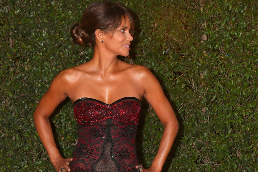 Halle Berry aux NAACP Image Awards, lundi 15 janvier