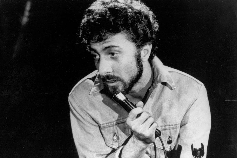 """Dustin Hoffman dans """"Lenny"""" en 1974"""