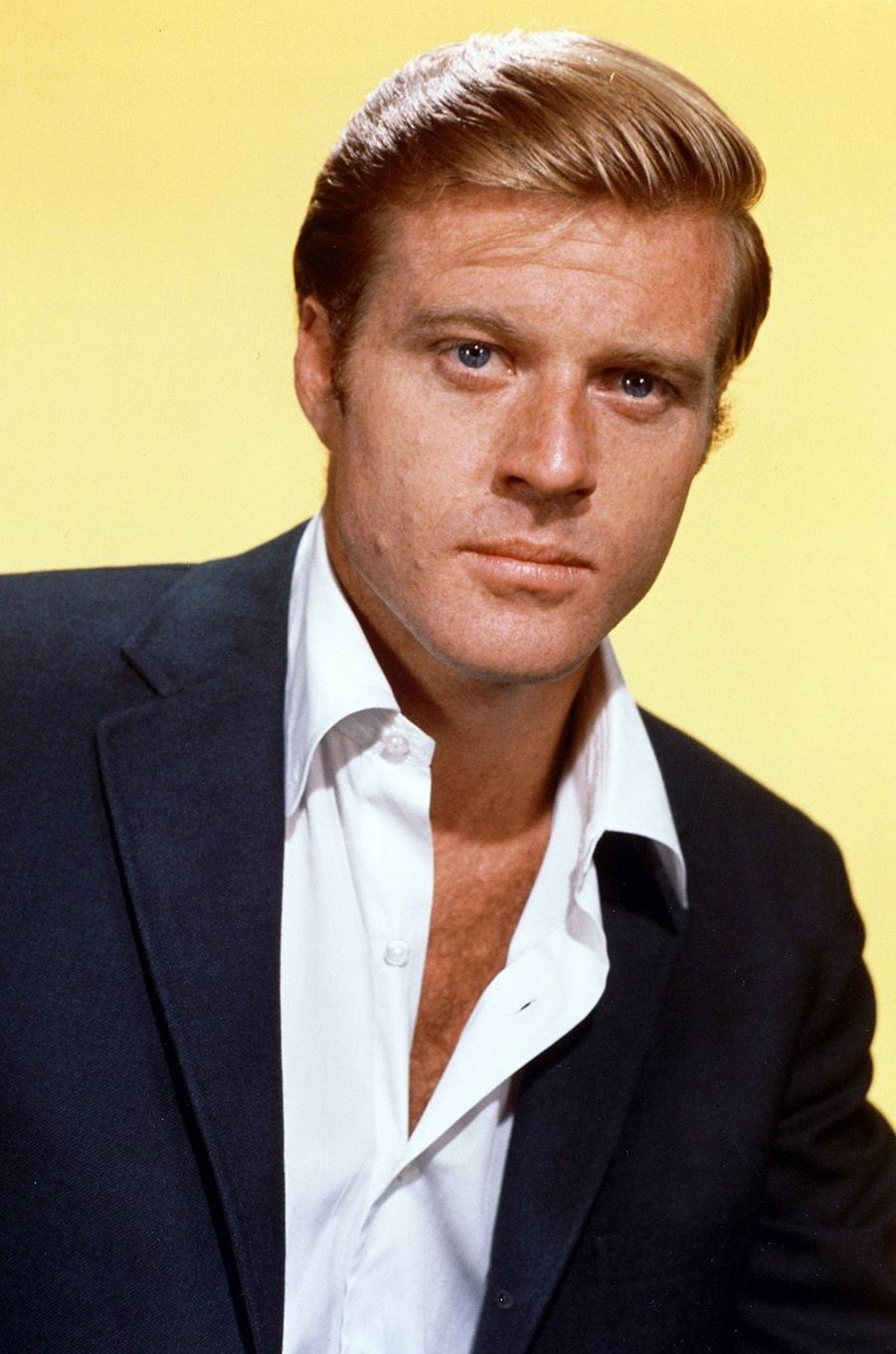 Robert Redford en 1965.