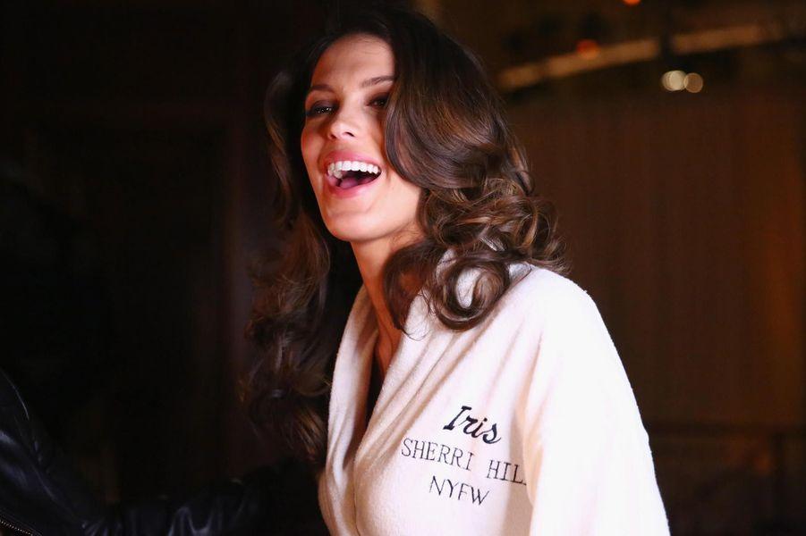 Iris Mittenaere, Miss Univers 2017.