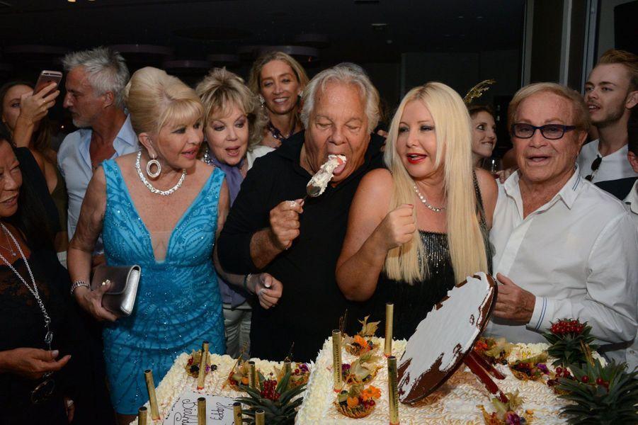Massimo Gargia fête ses 76 ans