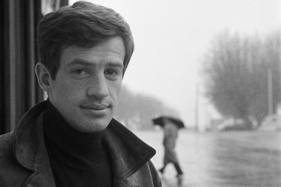 Jean-Paul Belmondo, ses plus belles photos dans Paris Match.