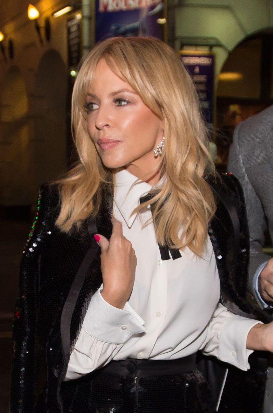 Kylie Minogue et Juliette Binoche ont tous deux partagé la vie d'Olivier Martinez
