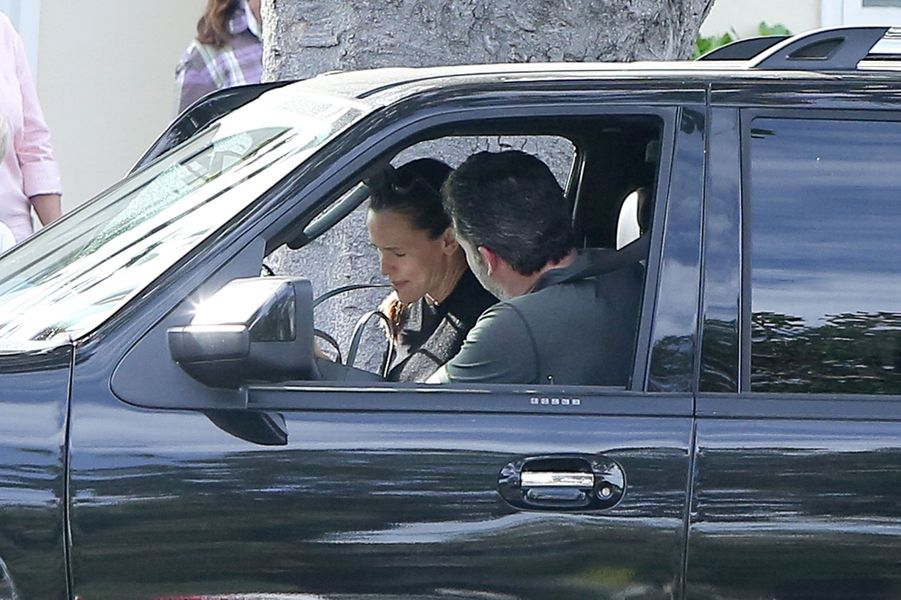 Ben Affleck et Jennifer Garner