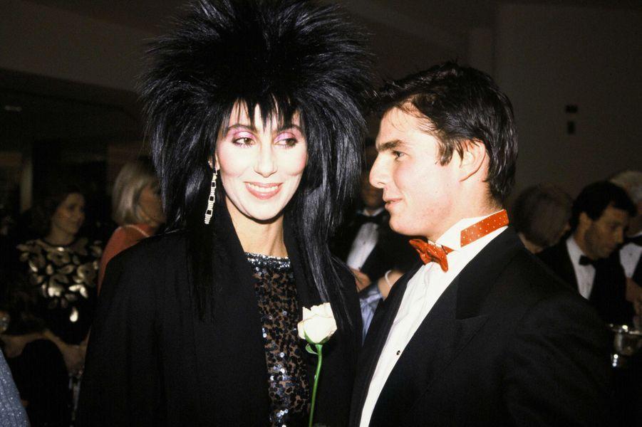 Tom Cruise et Cher