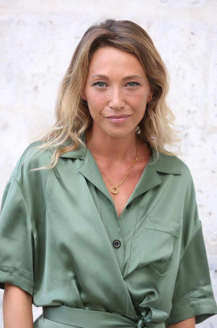 Laura Smet au festival du film francophone d'Angoulême, le 22 août 2017.