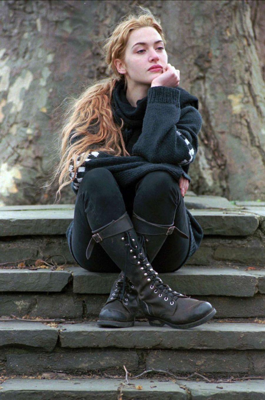 Kate Winslet en 1996.