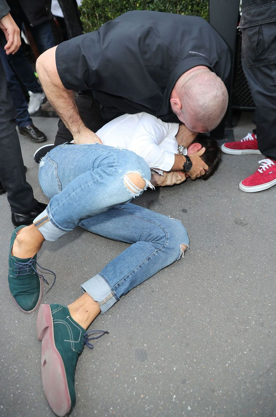 Kim Kardashian agressée à Paris
