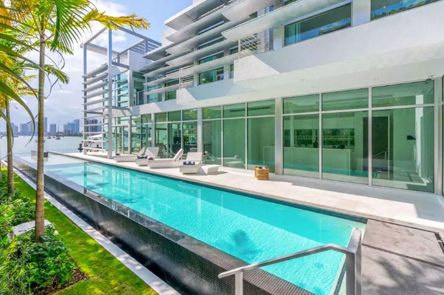 La maison de vacances de Kylie Jenner à Miami