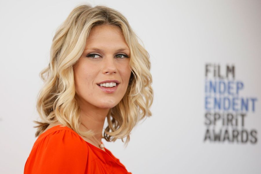 Alexandra Richards sublime en 2016