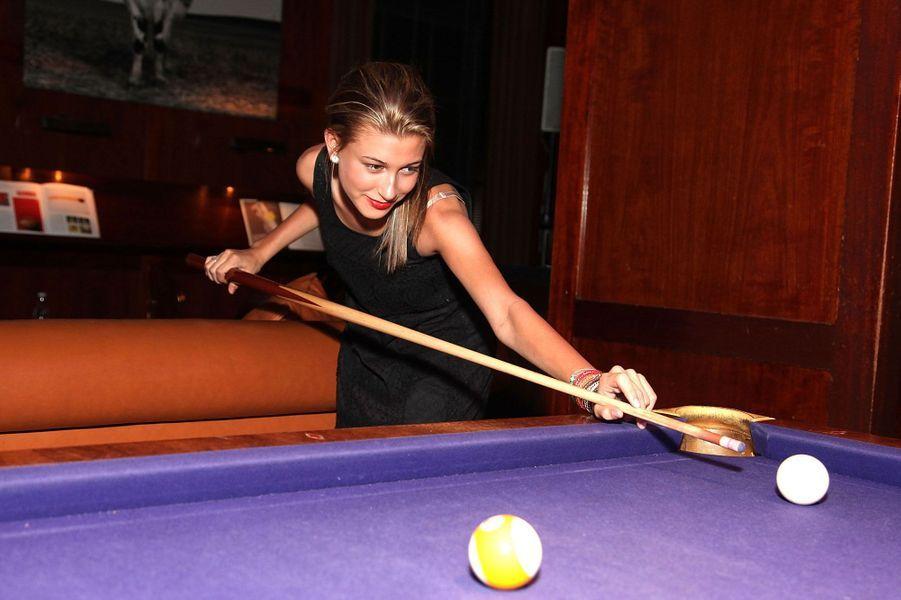 Hailey Baldwin à New York