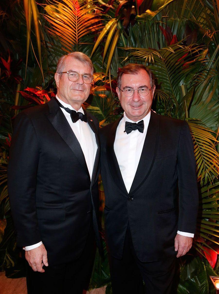 Olivier et Martin Bouygues