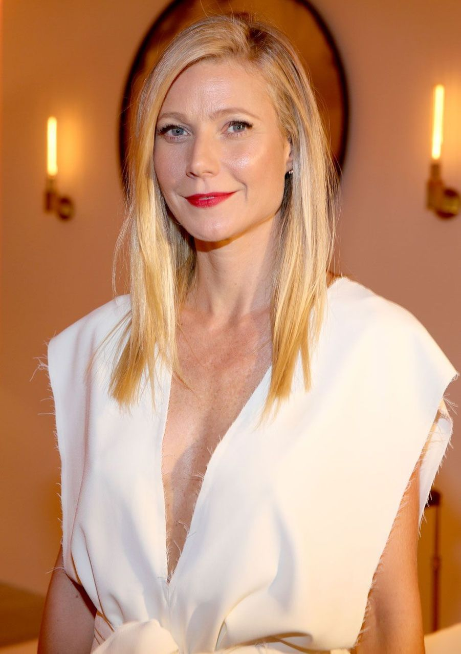 Gwyneth Paltrow à Los Angeles.