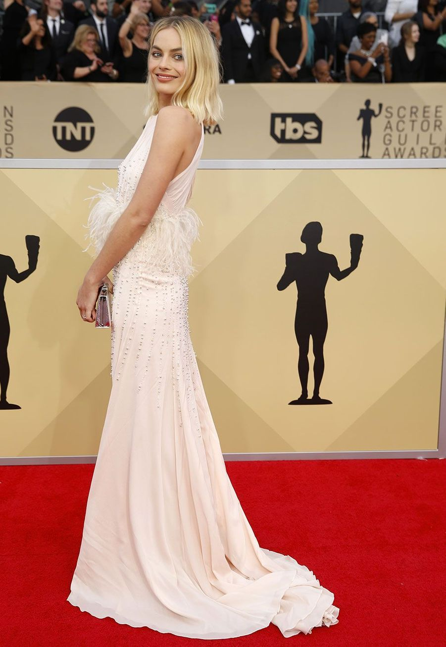 Margot Robbie aux SAG Awards