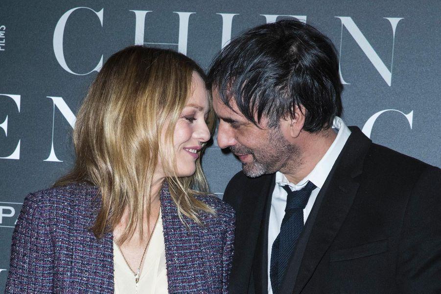 Vanessa Paradis s'est mariée avec Samuel Benchetrit