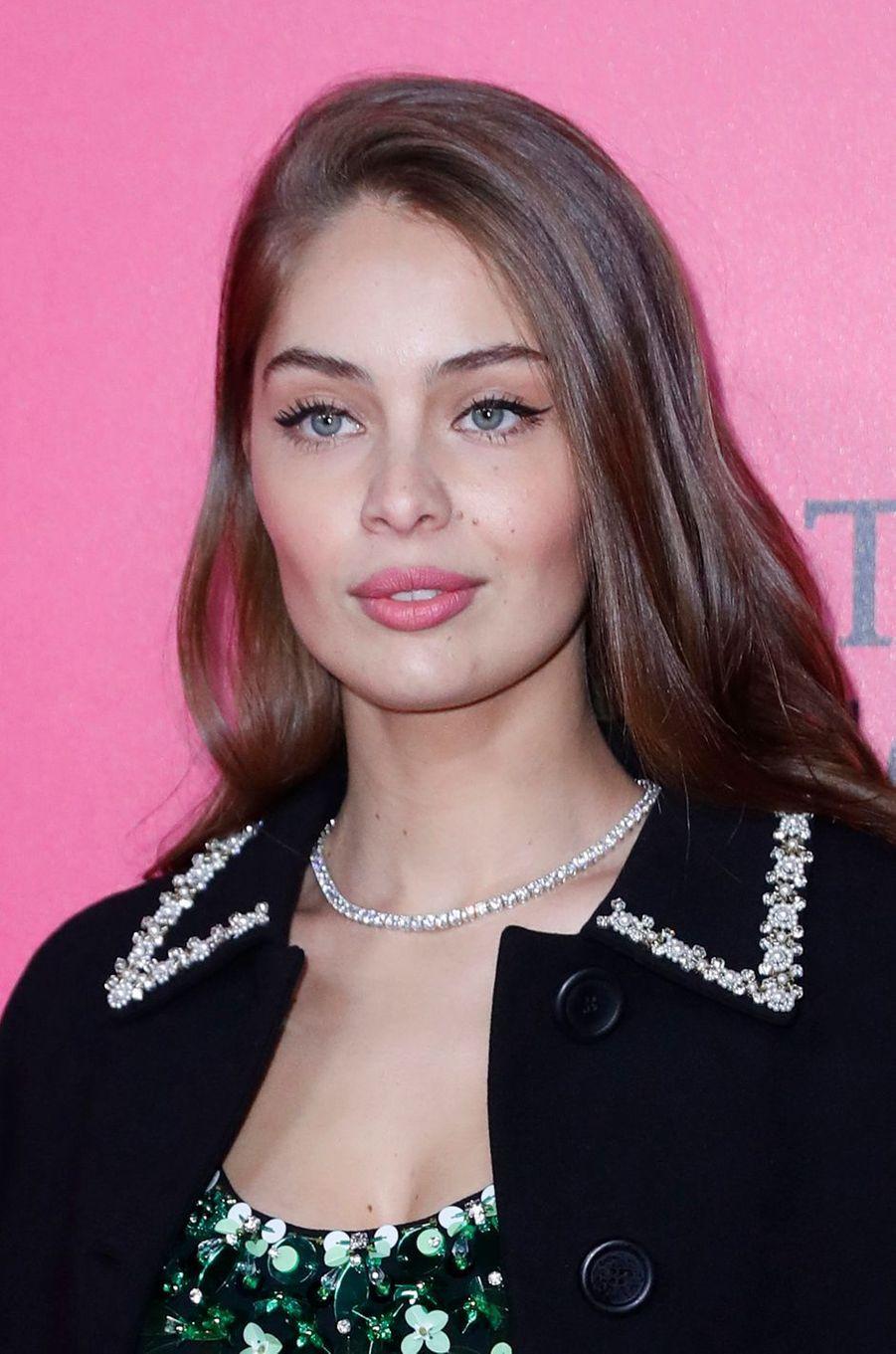 Marie-Ange Casta en 2016.