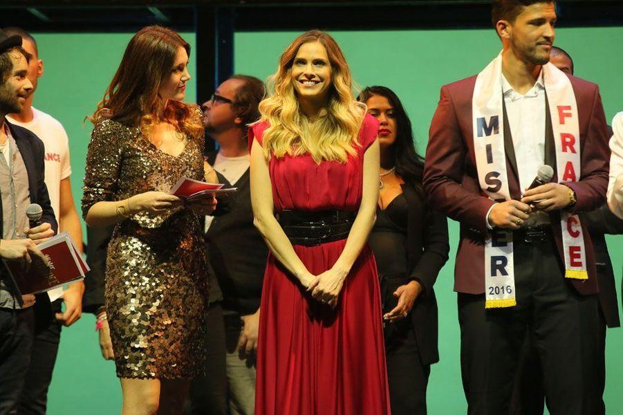 Argentan L'Argentanais Alexis Vildier termine sur le podium de Mister France