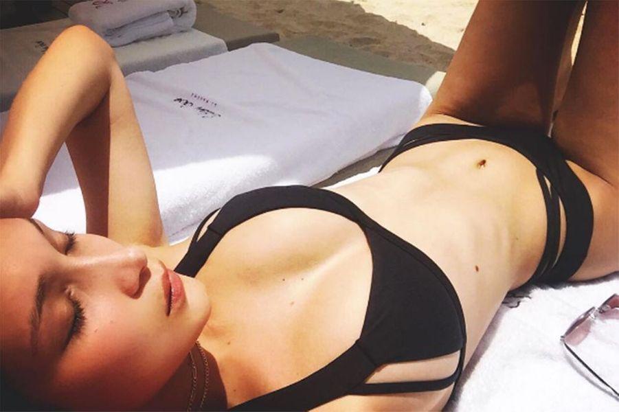 Les vacances de rêve de Bella Hadid