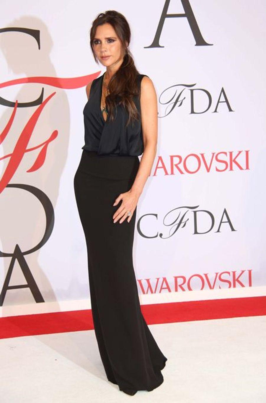 Victoria Beckham à New York le 1er juin 2015