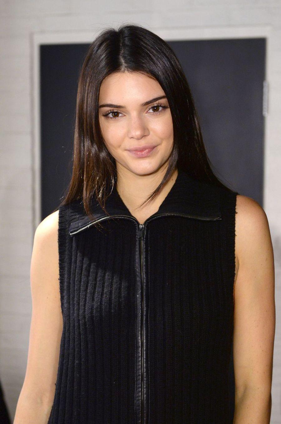 Kendall Jenner à Londres le 23 février 2016