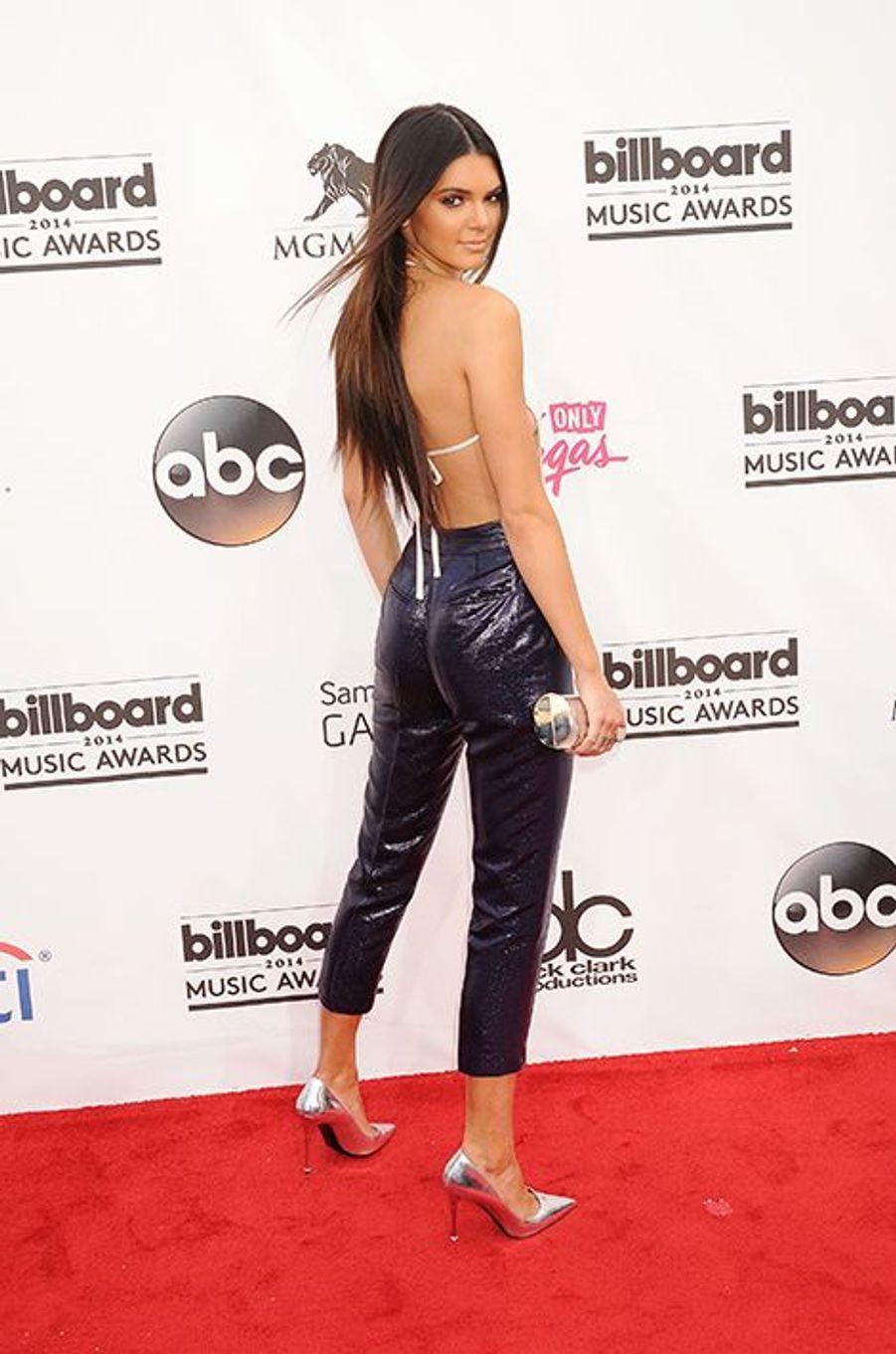 Aux Billboard Awards le 18 mai 2014 à Las Vegas