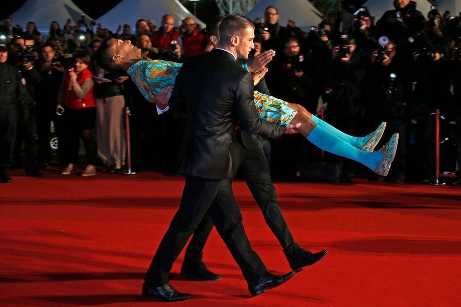 A Cannes, défilé de stars sexy