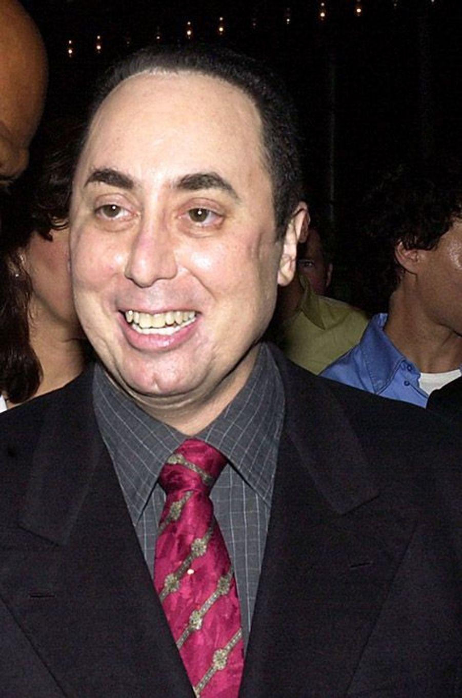 David Gest en 2002