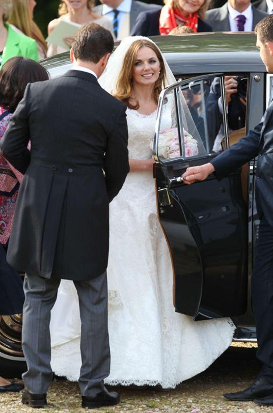 Le mariage de Geri Halliwell et Christian Horner