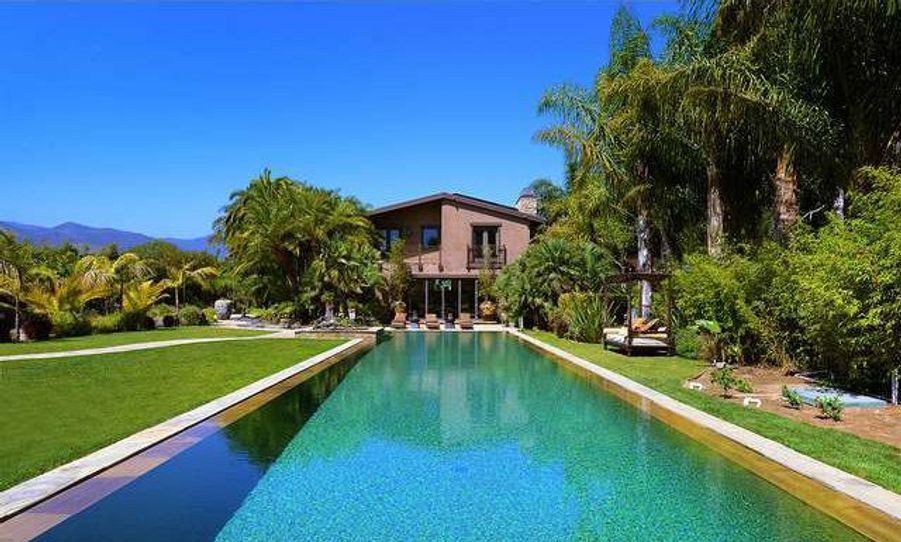 Pink demande 13,9 millions de dollars pour sa villa