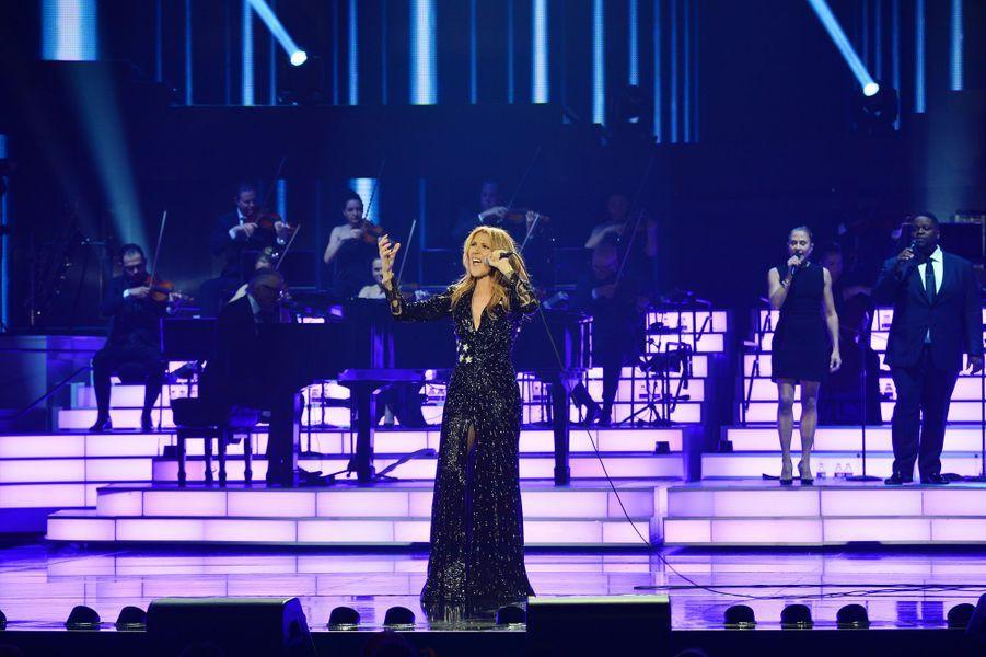 Un concert bouleversant de Céline Dion