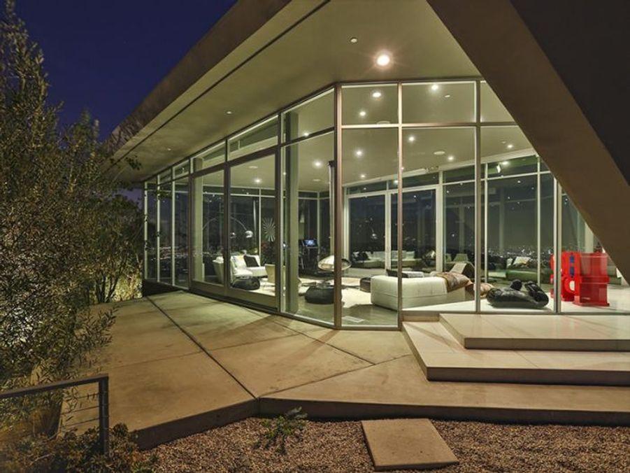 La Villa De Luxe Moderne Se Devoile : Pour millions de dollars pharrell williams s offre une
