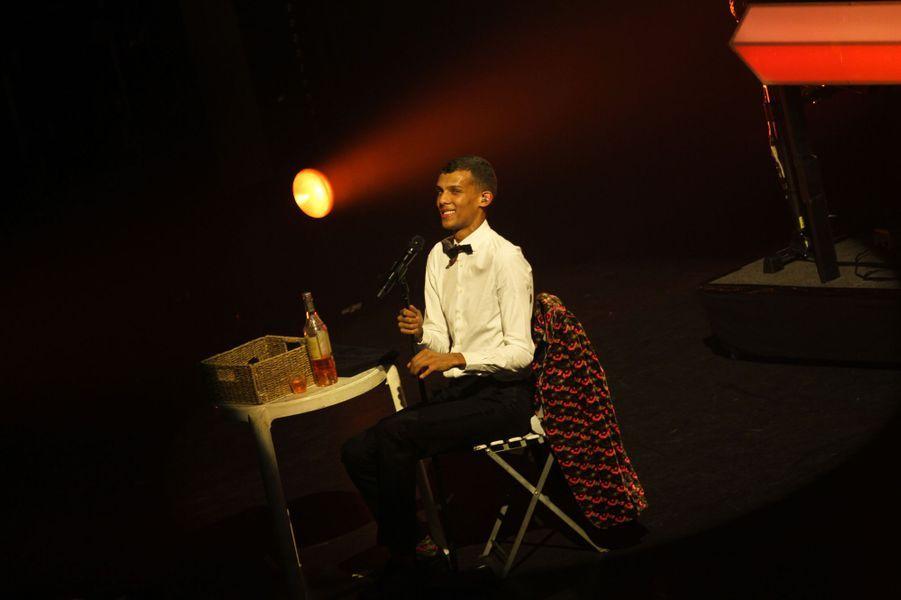 Stromae en concert à Londres en décembre 2014