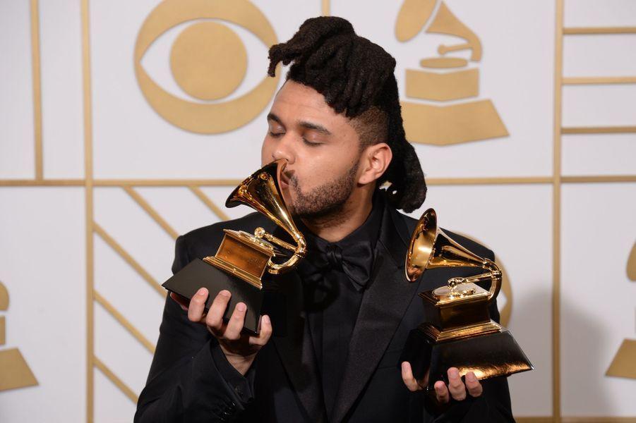 The Weeknd pour la meilleure prestation R'n'B et pour le meilleur album urbain contemporain