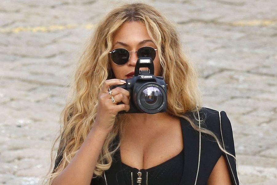 Beyoncé en vacances à Monaco avec Jay-Z et Blue Ivy