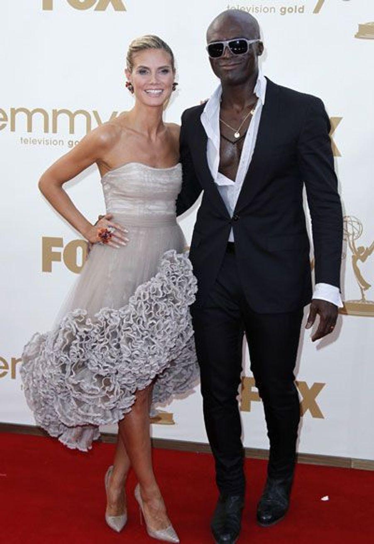 En septembre 2011, le couple qui affichait encore une belle complicité, effectue l'une de ses dernières apparitions publiques.